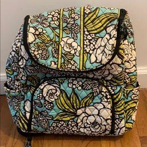 Vera Bradley Printed Backpack